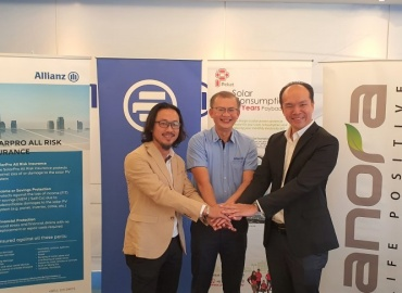 Allianz, Anora and Pekat Solar In Tripartite Solar Pact