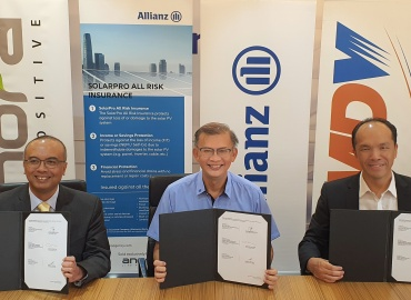 Allianz General and Anora signs MOU with Malaysia Debt Ventures Berhad