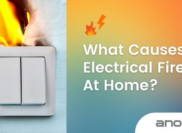 What Causes Electrical Fires At Home?