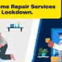 Get Home Repair Services During Lockdown